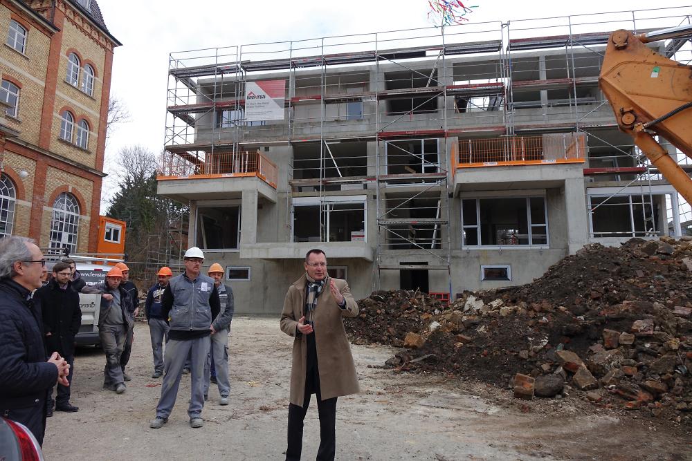 Architekt Aalen spenderabend im schloss fachsenfeld stadt aalen