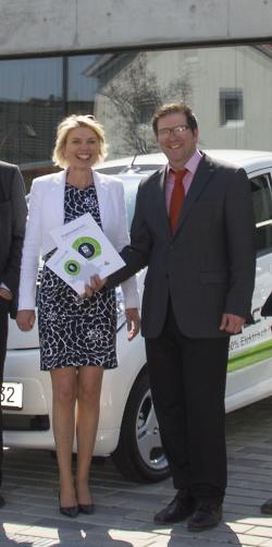 Green Ostalb - Ergebnisbereicht zu Elektroautos vorgestellt