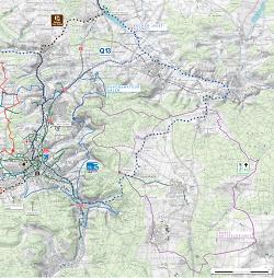 Streckenverlauf Große Härtsfeldrunde