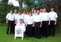 Handharmonikafreunde Ebnat - Gruppenbild