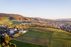 Luftbild Hofen