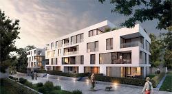 Visualisierung Hofmann Haus GmbH & Co. KG - Baufeld 3.3