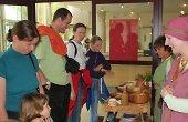 Im Limesmuseum wurde unter dem Motto 'Spurensuche am Limes' das UNESCO Welterbe gefeiert.