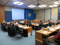 Sitzung des Gemeinderats