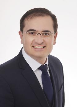 Erster Bürgermeister Wolfgang Steidle