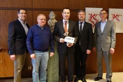 Städtisches Orchester spendet Einnahmen des Weihnachtskonzerts für Aalener Schule in Antakya