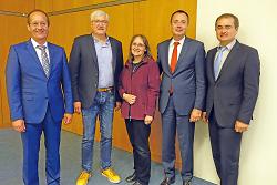 Josef Anton Fuchs zum stellvertretenden Ortsvorsteher für Wasseralfingen bestellt