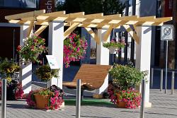 Aalens City blüht 2016 handwerklich