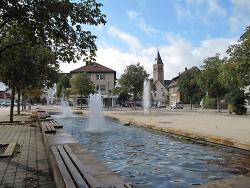 Karlsplatz in Wasseralfingen