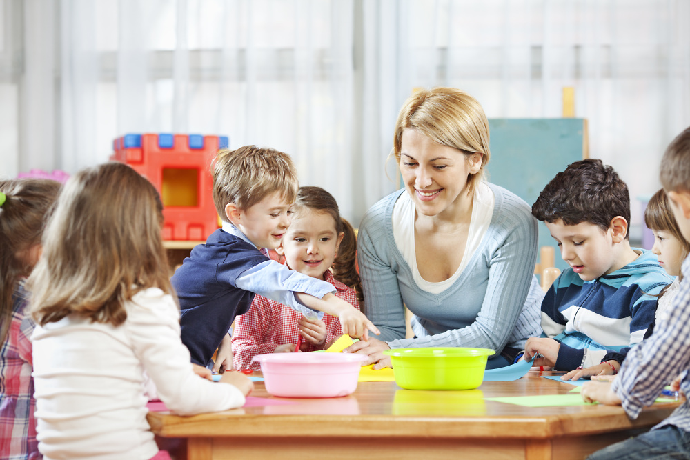 Kinderbetreuung in Aalen - Stadt Aalen