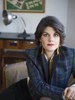 Förder- Preisträgerin: Nora Krug