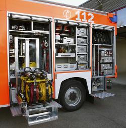 Feuerwehr Aalen Abt. Ebnat-Waldhausen LF 20-KatS Hilfeleistungssatz