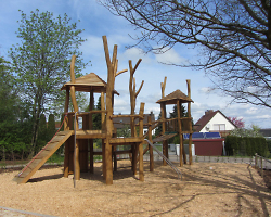 Spielplatz Langertschule