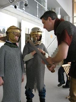 Salvete Romani - Hallo Römer!