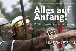 Eröffnungswoche Limesmuseum