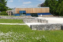 Auf diesem Bild ist das Limesmuseum in Aalen zu sehen.