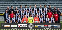Mannschaft des VfR Aalen Saison 2017 / 2018