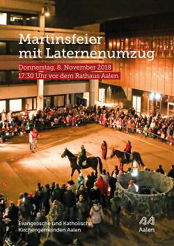 Martinsfeiern in Aalen