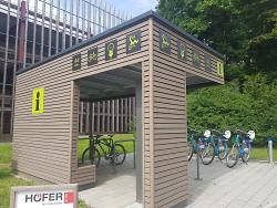 Mobilitätstation Rombacher Straße