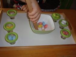 Bildungsbereich Montessori