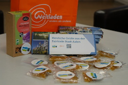 Neue Fairtrade Produkte vorgestellt