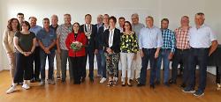 Neuer Ortschaftsrat Wasseralfingen vereidigt