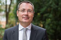 Portrait Oberbürgermeister Thilo Rentschler