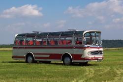 Oldtimer-Bus Sonja