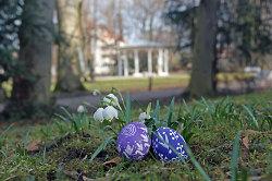 Ostern im Stadtgarten