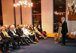 Vortrag Prof. Arno Lederer