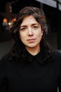 Förderpreisträgerin Verena Güntner