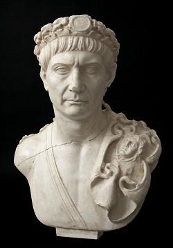 Kaiser Traian 98 - 117 n. Chr.