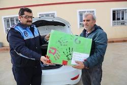 Karl Kessler Schule schickt ein Paket an Antakya