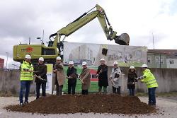 Bauwerk-4 startet Bau des eigenen Bürogebäudes