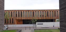 Auf diesem Bild ist das Innovationszentrum INNO-Z in Aalen zu sehen.