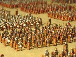 Im Dienste des Kaisers – Roms Soldaten im Kleinformat