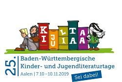 25. Baden-Württembergische Kinder- und Jugendliteraturtage