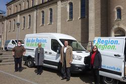 Mahlzeit-Ostalb gGmbH verteilt kostenlos Lebensmittel