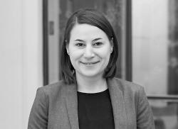 Stephanie Hock, Referentin Unternehmensentwicklung der MFG Baden- Württemberg