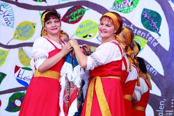 Folkloreprogramm der Vereine