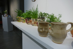 Ausstellung Keramik-kreativ
