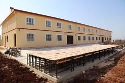 Schule für syrische Flüchtlingskinder in Antakya/Hatay