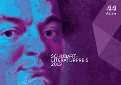 Buch zum Schubart- Literaturpreis 2019
