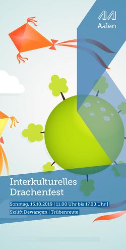 Erstes interkulturelles Drachenfest in Dewangen
