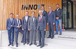 Michael Kleiner zu Gast im Aalener Rathaus und INNO-Z