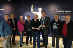 20.000 Besucher seit der Neueröffnung im Limesmuseum