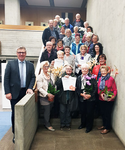 Preisträger Blumenschmuckwettbewerb 2018
