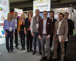 Aalener Delegation besucht Smart City World Congress