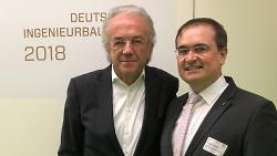 Sobek mit dem Deutschen Ingenieurbaupreis 2018 ausgezeichnet