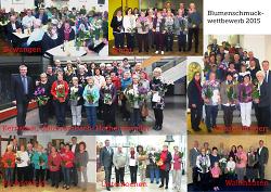 Rückblick auf den Blumenschmuckwettbewerb 2015